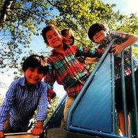 Photo taken at John Jay Playground by Daniel D. on 9/7/2013