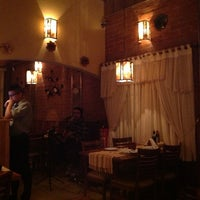 Photo taken at Restaurante Mont Vert by Fabio C. on 6/2/2013