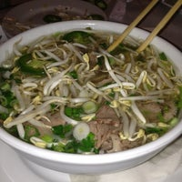 Photo taken at Pho Bulous by Dave on 4/10/2013