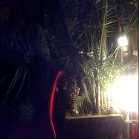 Photo taken at Fire Bowl by Debora D. on 2/3/2013