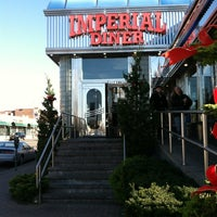Photo taken at Imperial Diner by Barbara D. on 11/25/2011
