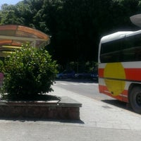 Photo taken at Bus Stop Rhodes by Aygul N. on 4/30/2013