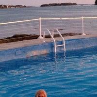 Photo taken at Linekin Bay Resort by Seyhan D. on 9/15/2014