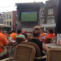 Photo taken at Café De Tempelier by Scotty N. on 6/13/2014