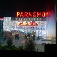 Photo taken at Parkshop Outlet by Uğur A. on 3/18/2013