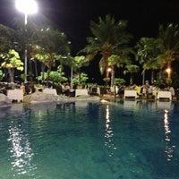 Photo taken at A-One Pattaya Beach Resort by Kiat S. on 7/20/2013