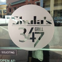 Photo taken at Shula's 347 Grill by Geoff S. on 1/23/2013