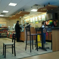 Photo taken at Subway by Kory K. on 1/18/2013