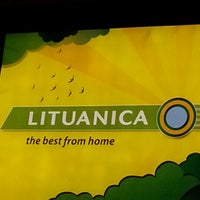 Photo taken at Lituanica by Viktor S. on 2/8/2013