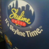 Photo taken at Skyline Chili by Christian M. on 2/16/2013