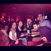 Photo taken at Gotham Comedy Club by Emily T. on 3/6/2013