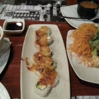 Photo taken at Sushi Itto by Bruce W. on 1/21/2013