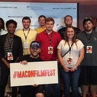 Photo taken at Macon Film Festival Headquarters by Jason B. on 7/16/2015
