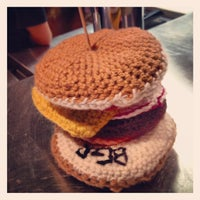 Photo taken at BGR The Burger Joint by Jus W. on 3/8/2013