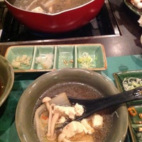 Photo taken at Shabu Nobu by Josh S. on 4/24/2013