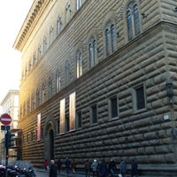 Photo taken at Palazzo Strozzi by Firenzecard on 2/20/2013
