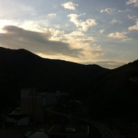 Photo taken at Noboribetsu Grand Hotel by Masayoshi T. on 9/20/2012