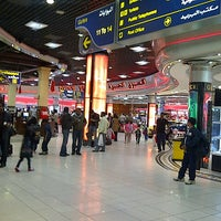 Photo taken at Bahrain International Airport by Maha M. on 2/13/2013