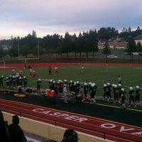 Photo taken at Corbus Field by vonntra 7. on 11/3/2012