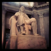 Photo taken at The Franklin Institute by Jes M. on 10/10/2012
