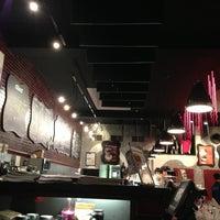 Photo taken at J.P. Licks Coolidge Corner by Yana K. on 1/30/2013