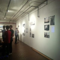 Photo taken at Greenpoint Gallery by Fitz M. on 8/3/2013