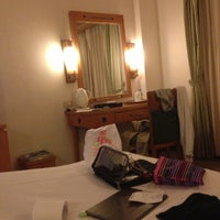 Photo taken at Hotel Kaisar by Andi Adji S. on 2/13/2013