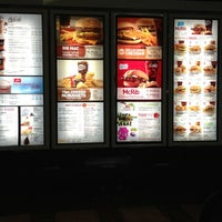 Photo taken at McDonald's by Jack M. on 1/23/2013
