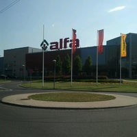 Photo taken at Alfa by Normunds K. on 7/4/2013