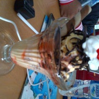 Photo taken at My Bread & Ice Cream by Ais N. on 7/7/2013