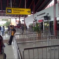 Photo taken at Terminal 1A by Ewin W. on 6/6/2013