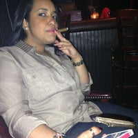Photo taken at Velvet Cigar Lounge by Rob W. on 2/16/2013