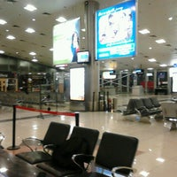 Photo taken at Pune International Airport (PNQ) by Sayak S. on 6/10/2013