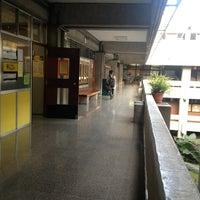 Photo taken at Universidad Rafael Landívar by Luis S. on 1/21/2013