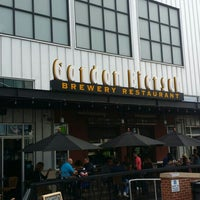 Photo taken at Gordon Biersch Brewery Restaurant by Ben C. on 4/17/2015