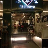 Photo taken at Tajimaya Charcoal Grill by Ian K. on 5/11/2013