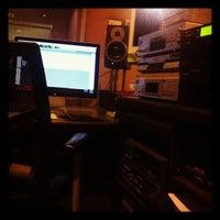 Photo taken at Soundwave Sound Studio by Saravut T. on 11/28/2012