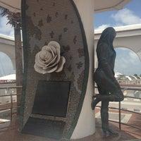 Selena memorial mirador de la flor downtown corpus Memory gardens funeral home corpus christi