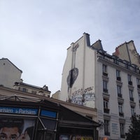Photo taken at Métro Café by Svetlana E. on 3/19/2014