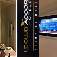 Photo taken at Ibis Hotel Liverpool Centre by Анатолий Д. on 2/20/2013