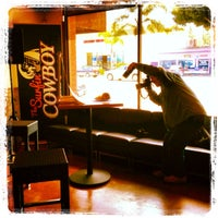 Photo taken at The Surfin Cowboy by Frankie G. ✌ on 5/10/2013