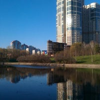 Photo taken at Пруд Запятая by Abdullah A. on 5/2/2013