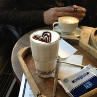 Photo taken at OR Espresso Bar by Elke D. on 2/2/2013
