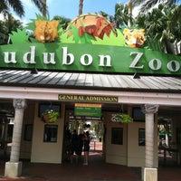 Photo taken at Audubon Zoo by Tarah R. on 5/29/2013