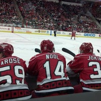 Photo taken at PNC Arena by Lilly R. on 2/2/2013