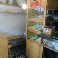 Photo taken at Pizza Amore by Jesus O. on 4/21/2013