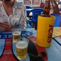 Photo taken at Bar do Mané - O Rei das Codornas by Brooks CCCP on 7/13/2015