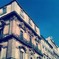 Photo taken at Corredor Peatonal Madero by Yo soy raul on 12/6/2012