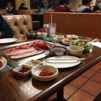 Photo taken at Fresh Korean B.B.Q. by Kathy D. on 2/7/2013