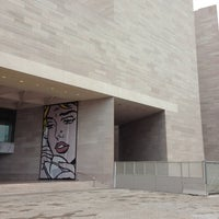 Photo taken at National Gallery of Art - East Building by Aigli B. on 12/7/2012